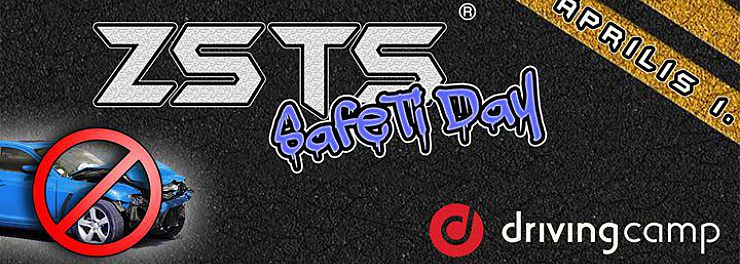 ZSTS Safety Day powered by Drivingcamp