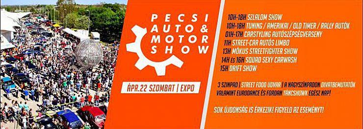 5. Pécsi Autó És Motor Show