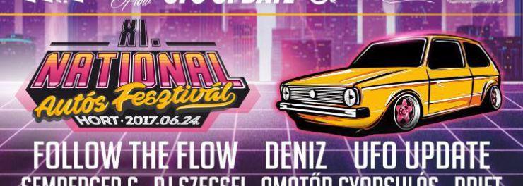 National 11 - Autós és ifjúsági fesztivál