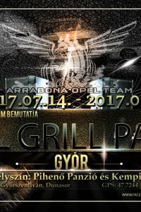 III. Opel Grill Party Győr