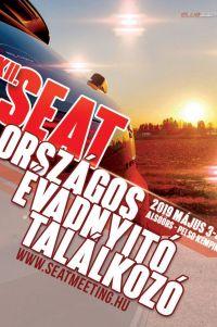 12. SEAT Évadnyitó Találkozó - Seatmeet19