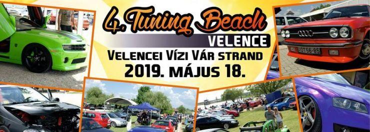 4. Tuning Beach Velence