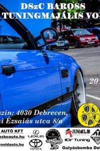DSzC Baross Tuningmajális Vol.2