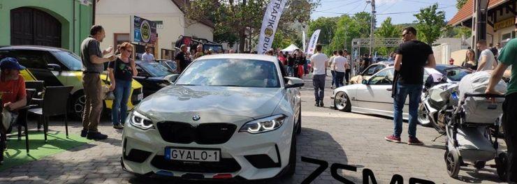 Supercars & Burgers 2019 - ZSMBK