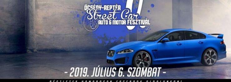 V. Street Car Autó És Motor Feszt 2019