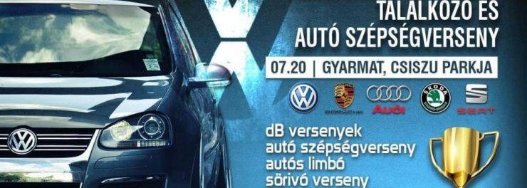 II.Volkswagen Konszern Találkozó És Autó Szépségverseny