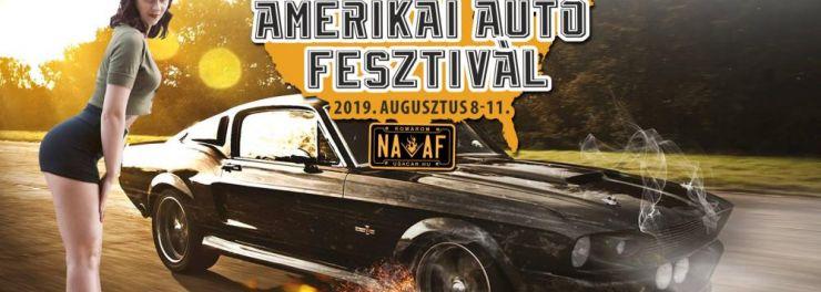 18. Nemzetközi Amerikai Autó Fesztivál