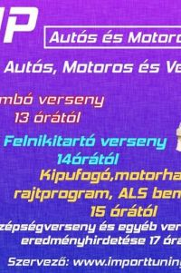 AMP 2019 Jászberény - Autós Motoros Piknik