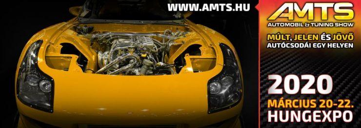 AMTS 2020 - Nemzetközi Automobil és Tuning Show