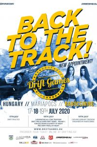Drift Games Hungary
