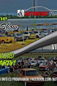 RealXtreme Autofeszt SHOW · Muhi tó · Július 24-25-26.