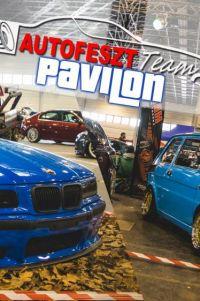 AMTS 2020 · Autofeszt Team Pavilon