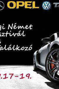 Első Héregi Német Autó Fesztivál, és Tuning Találkozó
