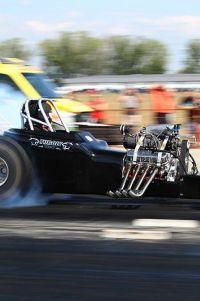 Dragracing OB és Blitz Race - Opel Találkozó