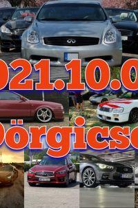 Infiniti club és Elit tuner car jótékonysági autós talàlkozó