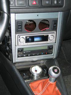 R32 közép szerelése