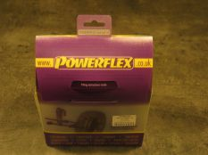 Powerflex szilent a hátsó hídhoz