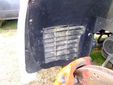 DIY fék hűtés