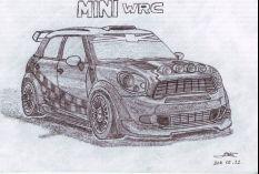 az új Mini WRC