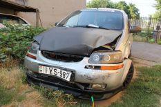 Szegény autóm oda