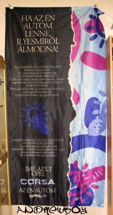 Corsa zászló