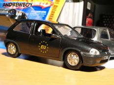 Vauxhall EU Edition