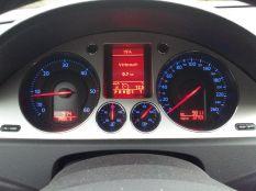 VW Passat 2.0TDI DSG: aktualis Km allas