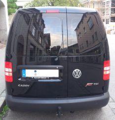 VW Caddy 1.6 TDI (ABT)
