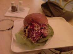 Buci burger hústorony