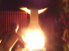 kicsit grilleztünk
