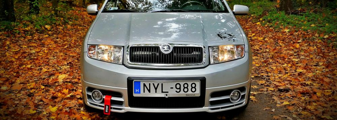 RS-Style Fabia