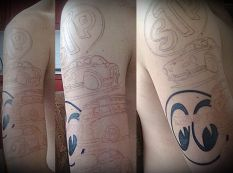 My tattoo...alakul..