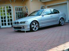 Második BMW-m: 330d