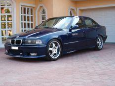 Első BMW-m: 325 TD