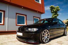Negyedik BMW-m: 320d