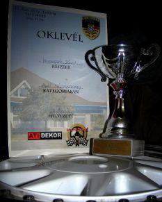 2012 - Show&Shine European & Szépségverseny Különdíj