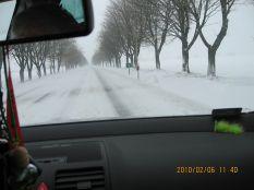 Pécs felé
