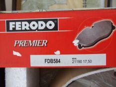 Ferodo Premier első betétek
