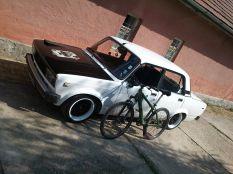 Másik hobbim a bringázás!