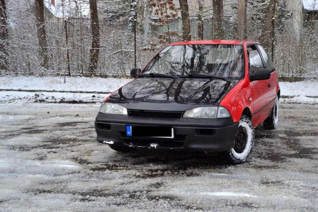 1992 Suzuki Swift GTi 4WD for sale 27300_1396598503_0707
