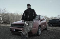 gti jackie és az 2.1-es autóm :-) és ouzo :-)