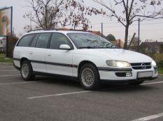 1998-as BOmega Caravan 2,5 V6