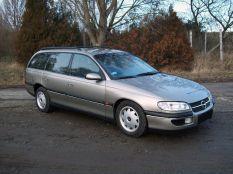 Opel Omega B 2.5TD