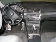BMW E46 - belül