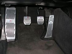 BMW E46 - M-es pedálszett