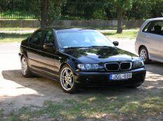 BMW E46 Debrecenben