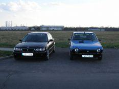 BMW E46 - FIAT Ritmo