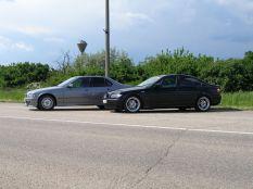 Maci E36 + YELLOW E46