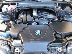 BMW E46 - motortér