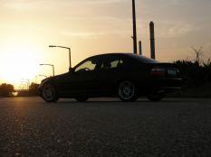 BMW E46 - művészi